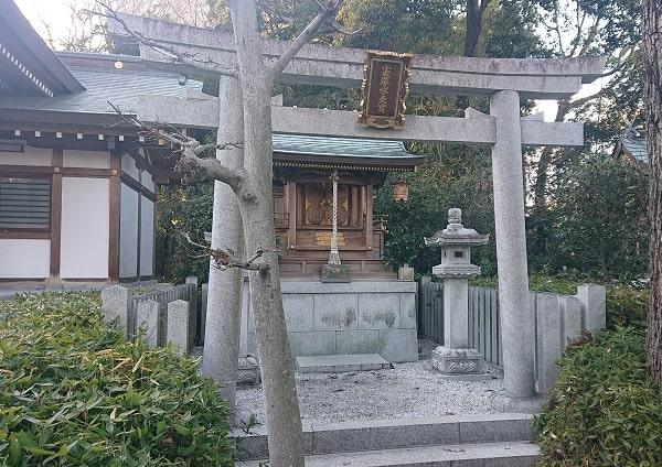 宝塚水天宮