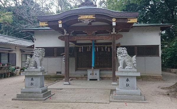 高司の素戔嗚神社