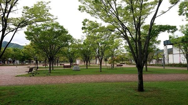 末広中央公園の公園