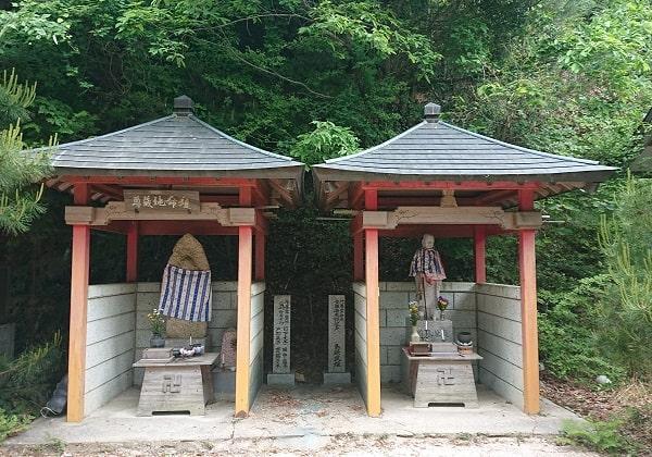 塩尾寺の地蔵