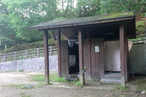 北中山公園のトイレ