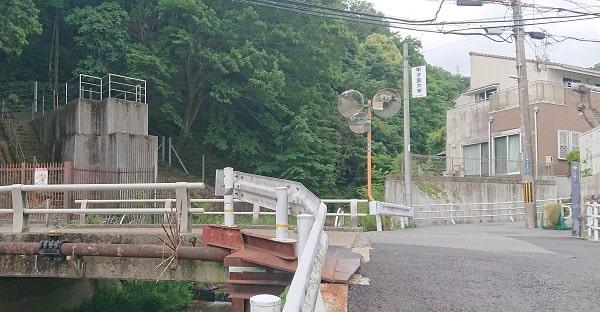 塩尾寺へのアクセス