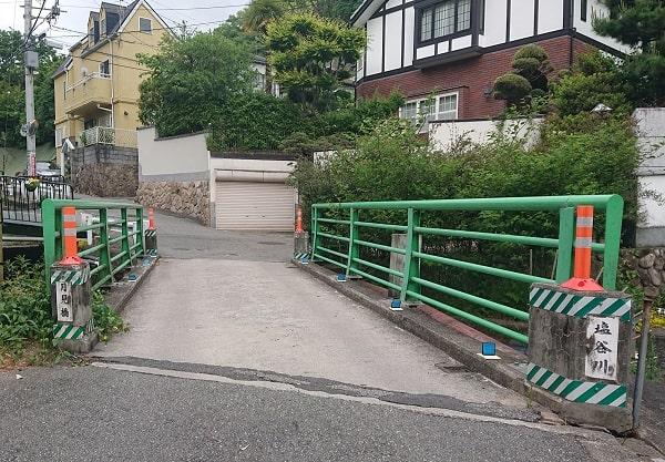宝塚市の月見橋
