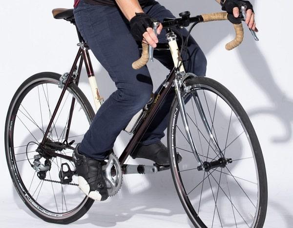 ロードバイクで山登り