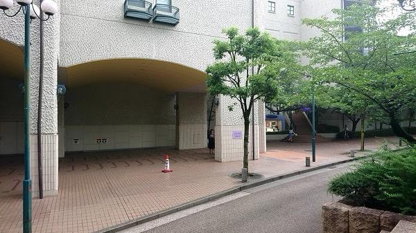 宝塚大劇場の出待ちの場所