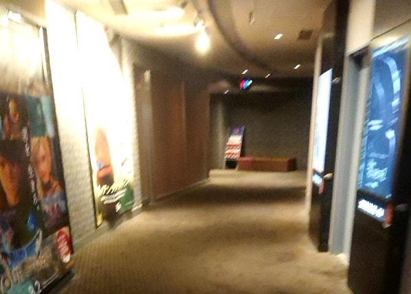梅田の映画館