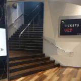 梅田の映画館で宝塚のライブビューイングを見る