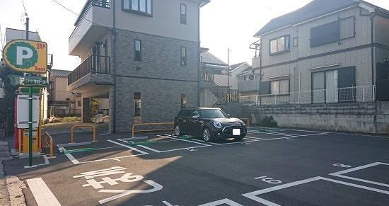 三井のリパーク 阪神競馬場前駐車場
